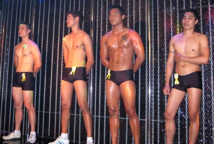Развлечения для лесби в таиланде