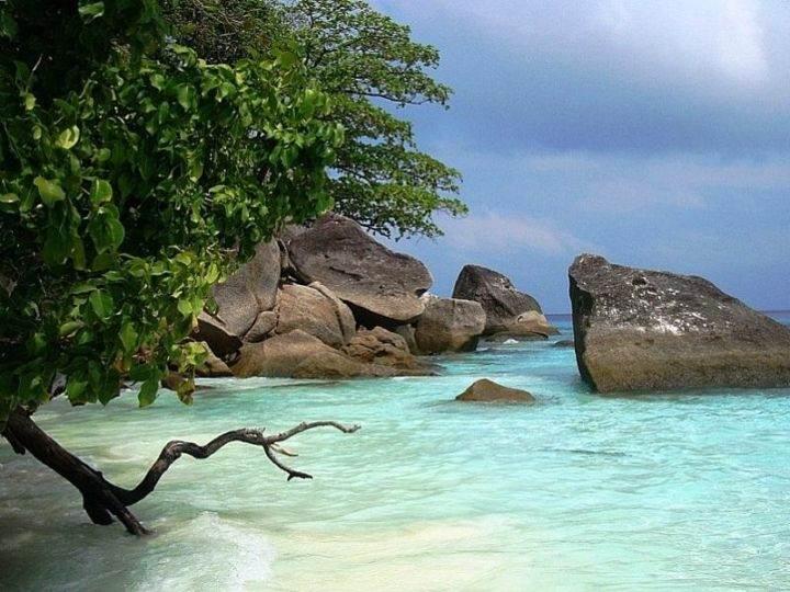 экскурсии симиланские острова - Экскурсии в Тайланде, которые следует обязательно посетить