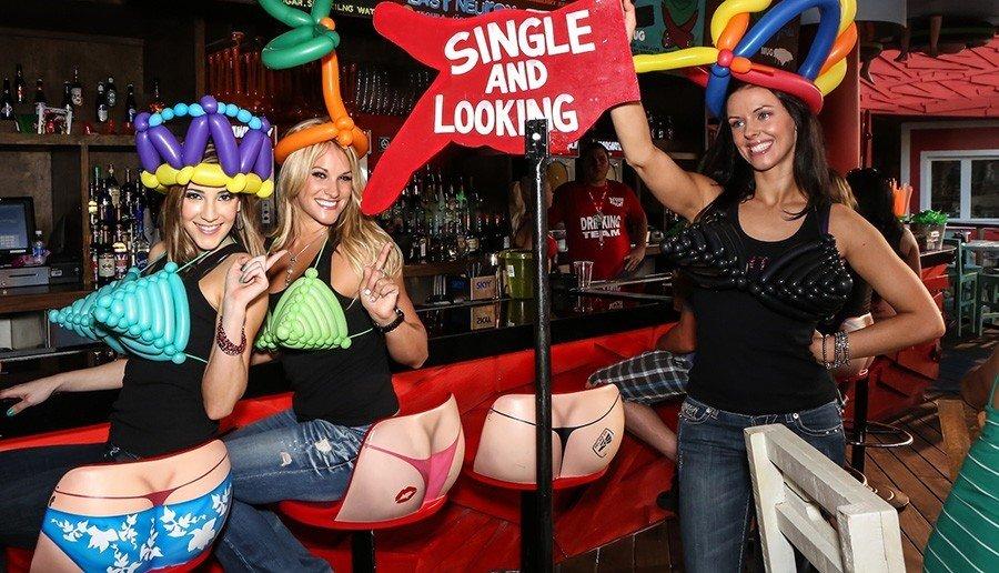 будьте осторожны с девушками в баре