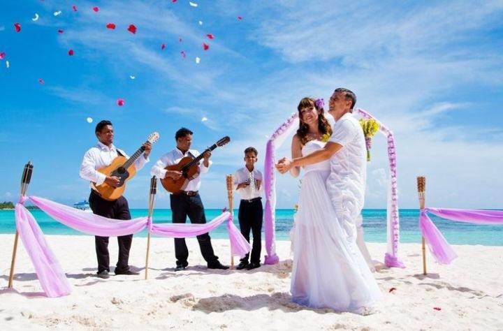 фото свадьбы в Доминикане