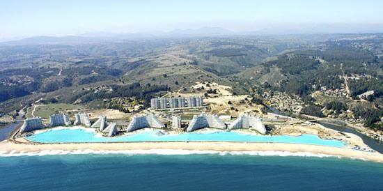 swimming pool самый большой в мире бассейн
