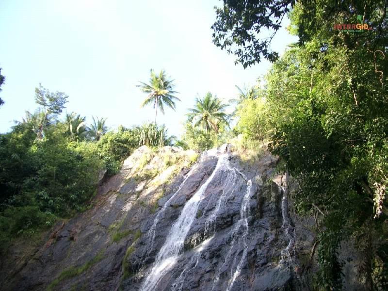 ко самуи водопад