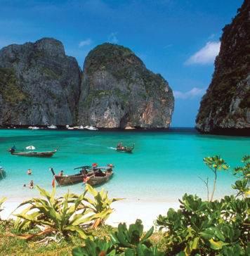Острова Пхи-Пхи — как самостоятельно снять номер в отеле