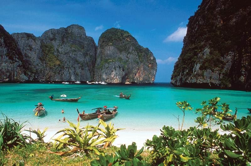 Острова Пхи-Пхи - как самостоятельно снять номер в отеле