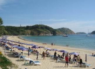 секретные пляжи Пхукета