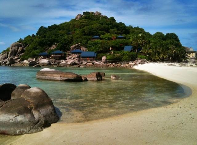 - Обзор дайвинга на островах Ко Самуи, Ko Пха Нган и Ко Тао