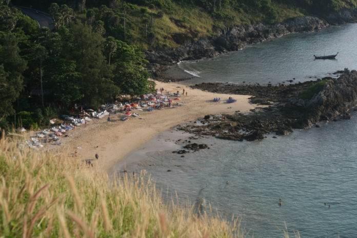 пляж Йа Нуи Пхукет