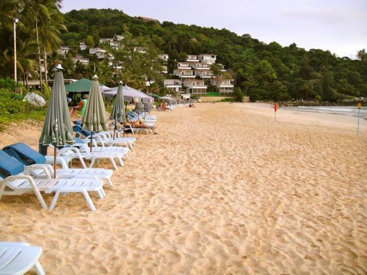Пляж Ката Ной - спокойный пляжный отдых - Пляж Ката Ной - спокойный пляжный отдых