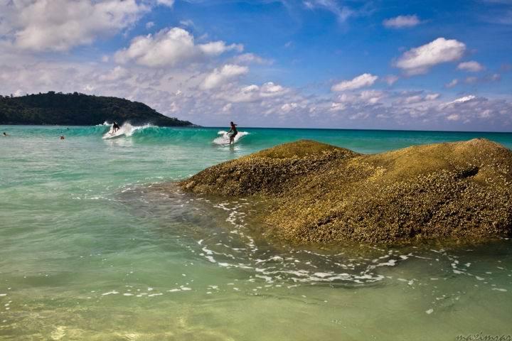 Пляж Ката - лучшее место для серфинга на Пхукете - Пляж Ката - лучшее место для серфинга на Пхукете