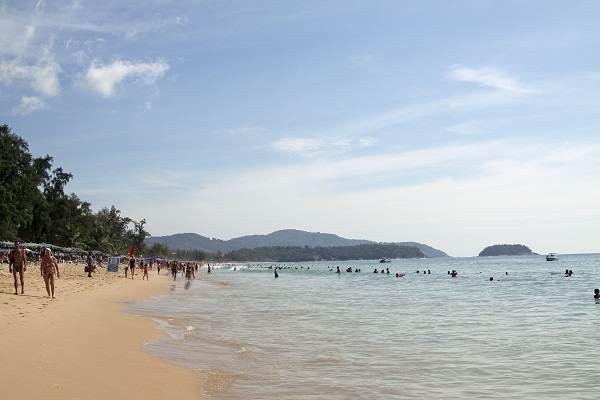 - Пляж Карон - семейный отдых на острове Пхукет