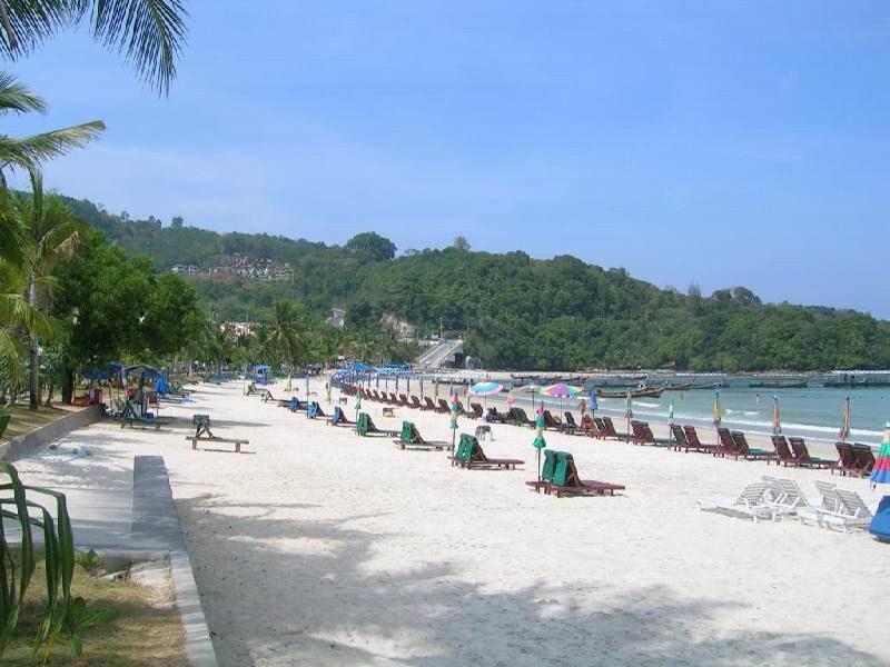 Пляж Патонг - множество развлечений для всех