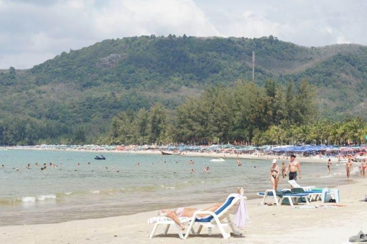 Пляж Камала - водные развлечения и дайвинг - Пляж Камала - водные развлечения и дайвинг
