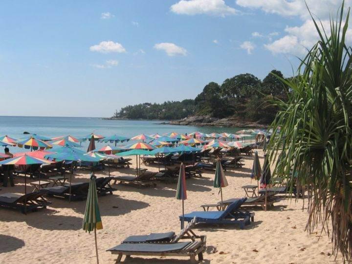 """Пляж Сурин - """"пляж миллионеров"""" на Пхукете - Пляж Сурин - """"пляж миллионеров"""" на Пхукете"""