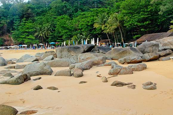 побережье Лаем Синг (Laem Sing Beach)
