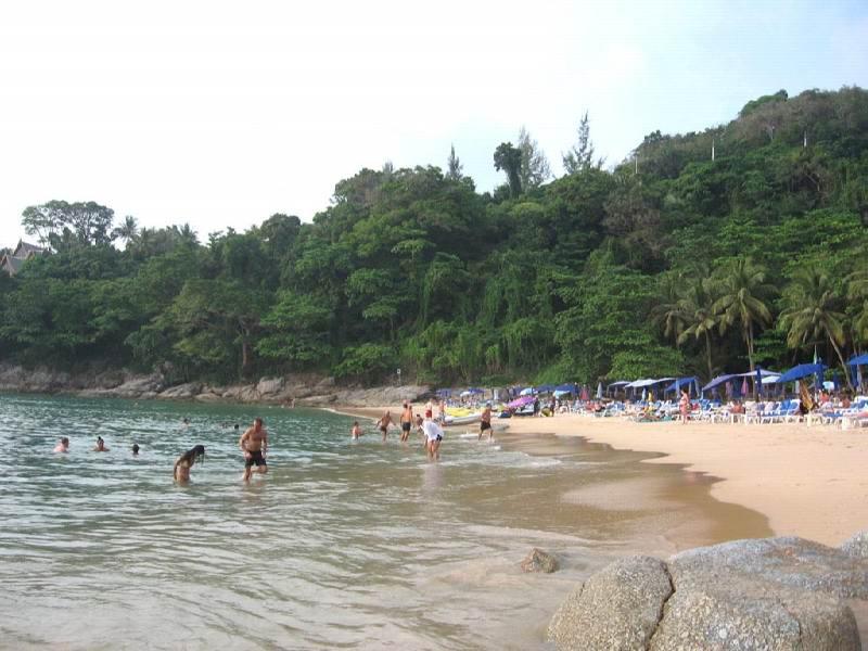 лучшие пляжи Пхукета - Лаем Синг