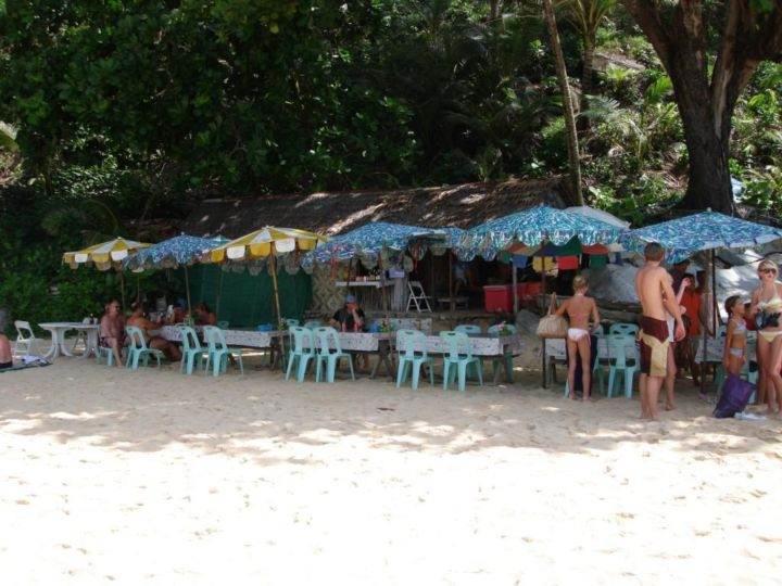 Пляж Най Тхон - самый спокойный пляж Пхукета