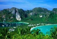 отдых на Пхи-Пхи в Тайланде