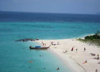 остров Ко Липе Тайланд