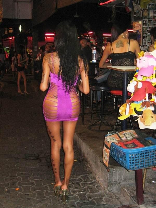 71791 - Секс-туризм по-русски,или путешествуем по Walking Street (часть1)