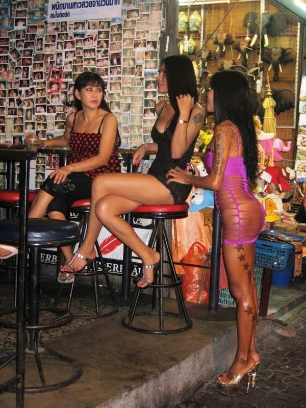81721 - Секс-туризм по-русски,или путешествуем по Walking Street (часть1)