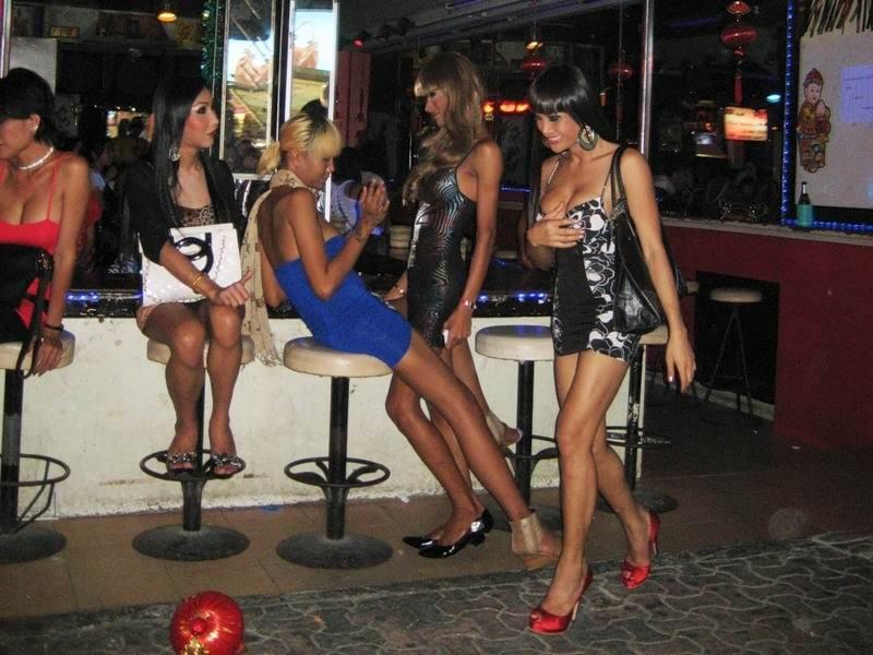91591 - Секс-туризм по-русски,или путешествуем по Walking Street (часть1)