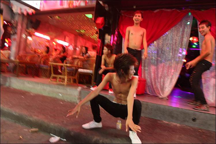 Walking Street, Pattaya, Thailand - Секс-туризм по-русски,или путешествуем по Walking Street (часть1)