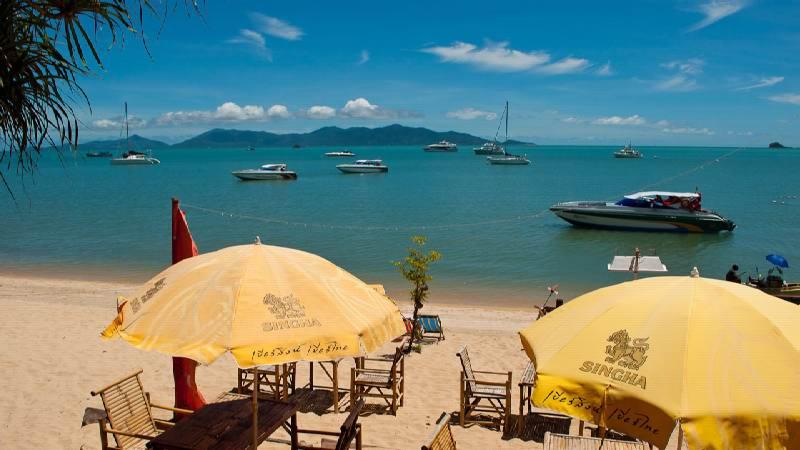 bophut-31 - Остров Самуи - какой пляж выбрать?