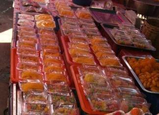 тайская кухня и сладости