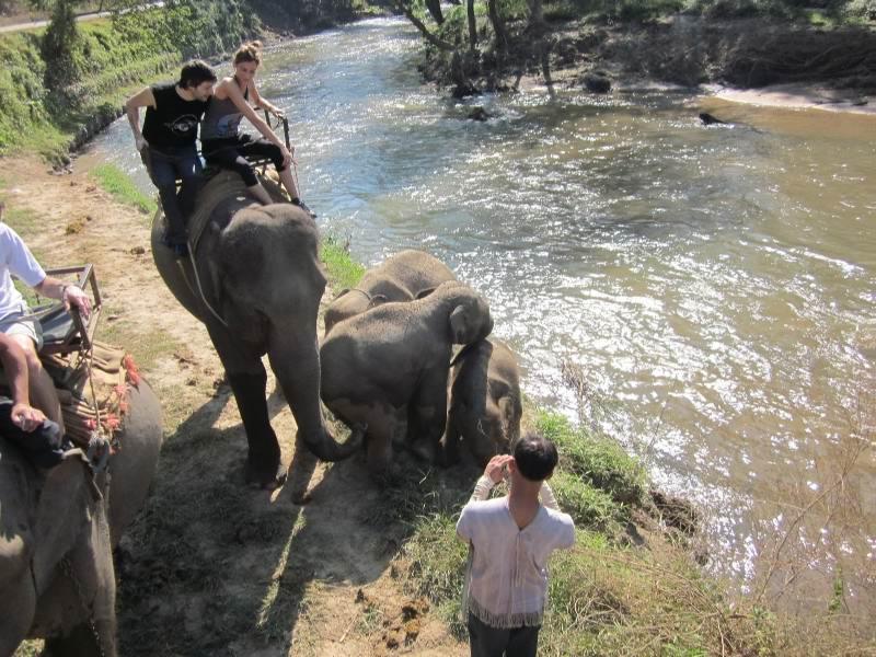 Таиланд трекинг