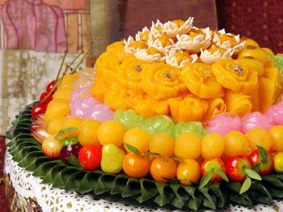 - Рейтинг 5 самых популярных десертов тайской кухни