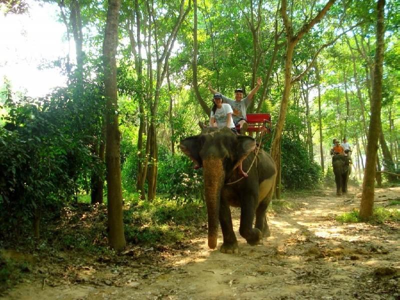 Треккинг - активный туризм в Тайланде