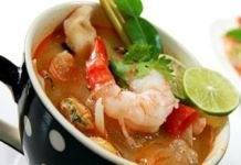 тайская кухня суп том ям