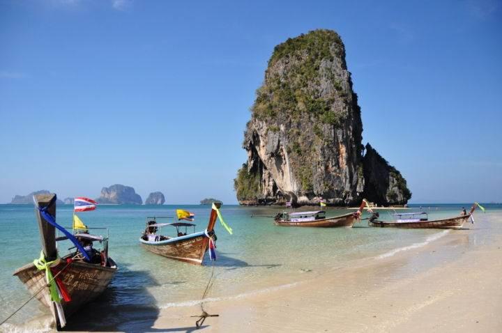 южные острова Тайланда - Южные острова Тайланда - путешествие на остров Ко Булон