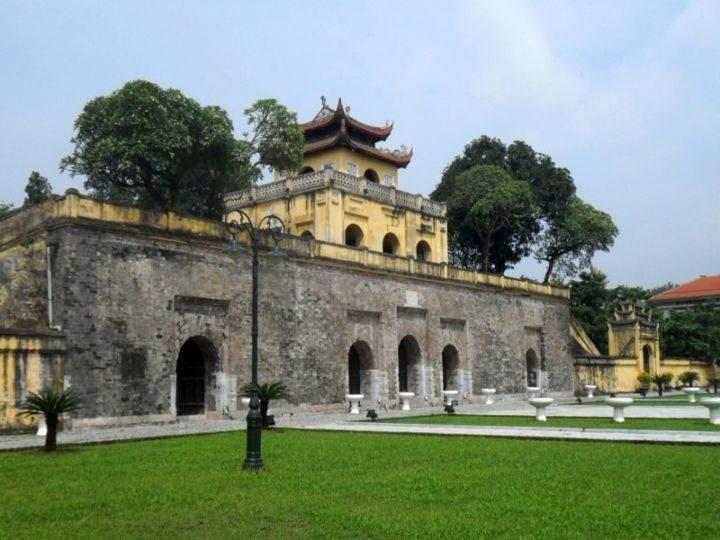 thanglong citadel - 10 лучших мест Вьетнама, обязательных к посещению