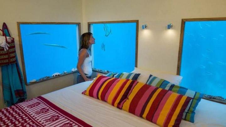 underwater-hotel - Подводный отель Manta Resort