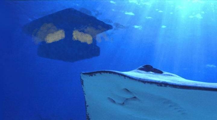 underwater-hotel2 - Подводный отель Manta Resort