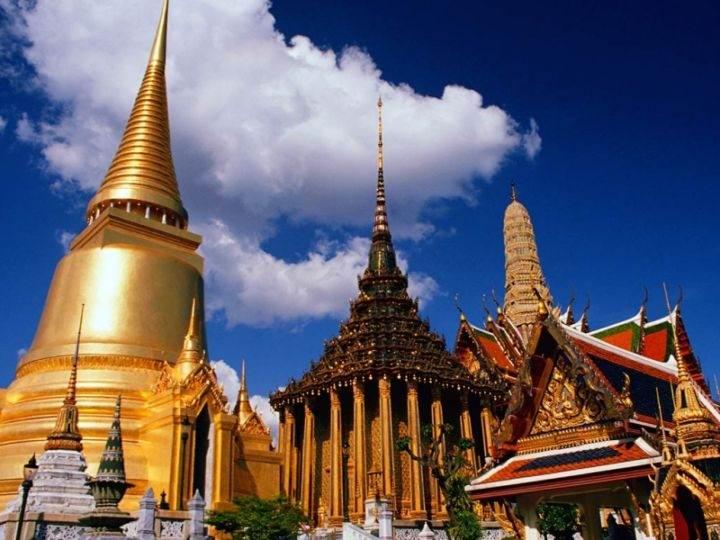 Храм Ват Пра Кео - Познакомьтесь с самыми впечатляющими храмами Тайланда
