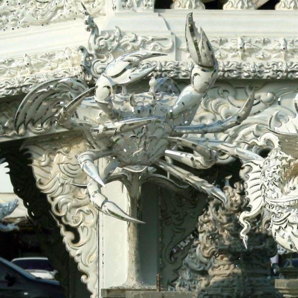 Познакомьтесь с самыми впечатляющими храмами Тайланда - Познакомьтесь с самыми впечатляющими храмами Тайланда
