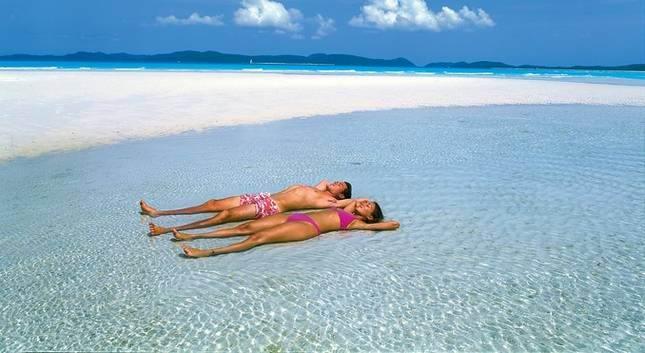 Фото самых красивых пляжей мира, которые стоит посетить - Фото самых красивых пляжей мира, которые стоит посетить